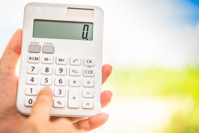 消費税は簡易課税と原則課税の損得と計算方法