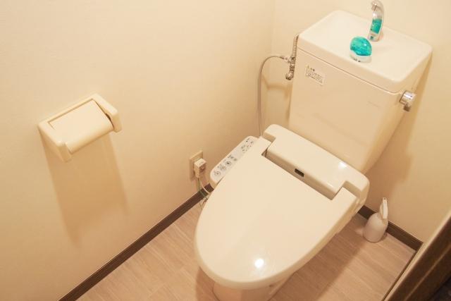 トイレの改修工事は修繕費か資本的支出か
