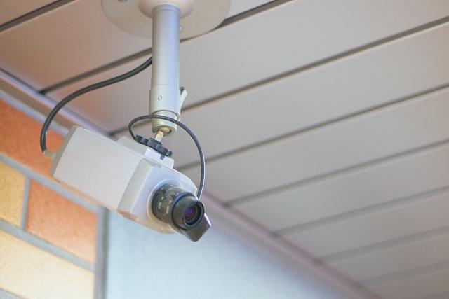 防犯カメラの設置・交換の耐用年数