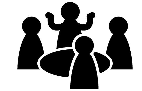 経営会議の図