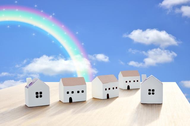 区分所有建物の登記がある二世帯住宅と小規模宅地等の特例の関係について